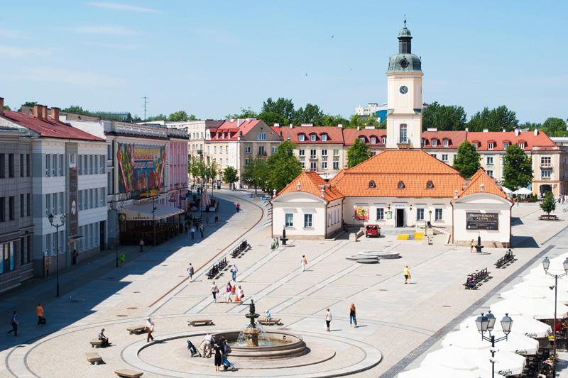 Uczelnie Białystok