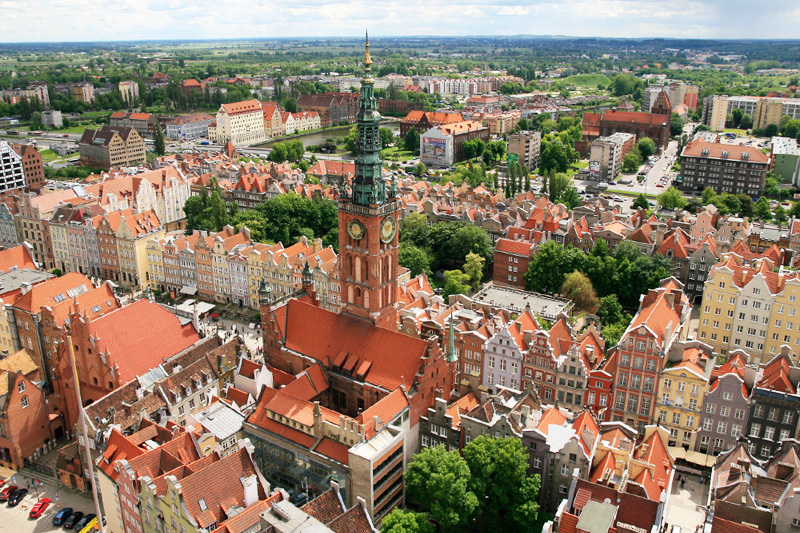 Uczelnie Gdańsk