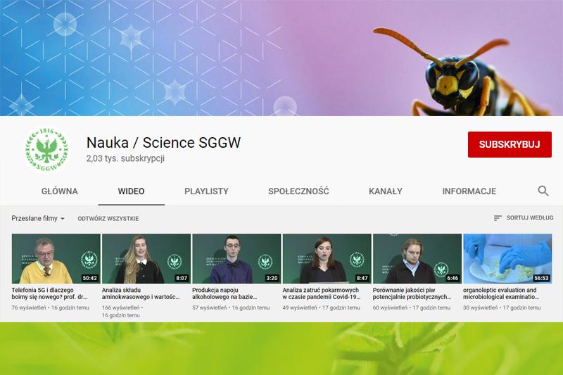 SGGW Science