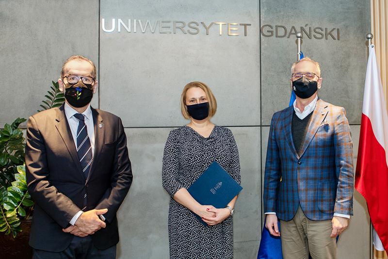 Uniwersytet Gdański - CDDiT