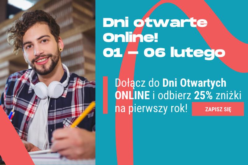 Vistula - Drzwi Otwarte Online - luty 2021