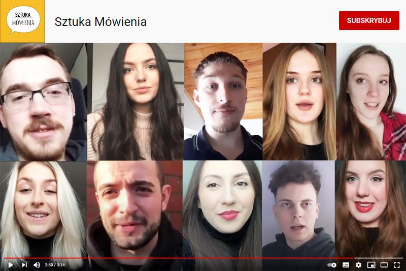 Uniwersytet Gdański - Sztuka Mówienia