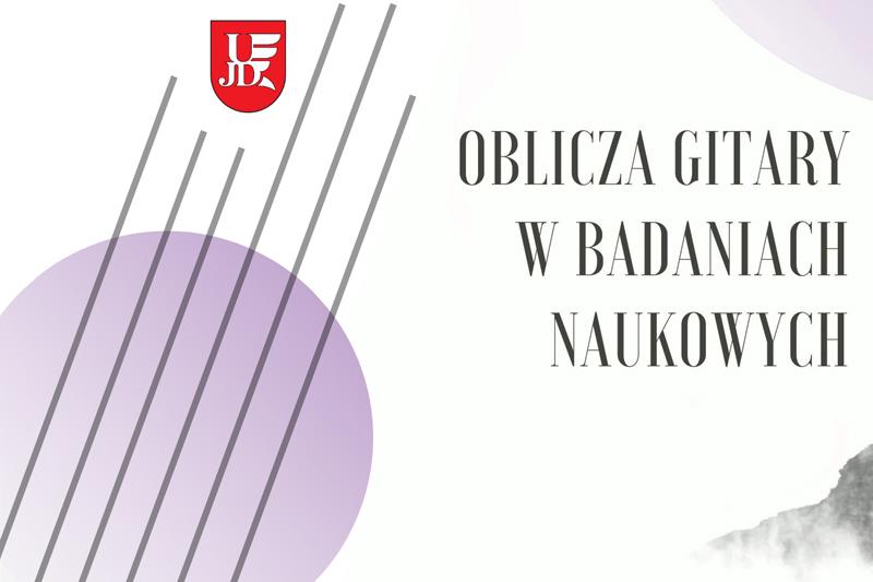 UJD w Częstochowie - Oblicza gitary