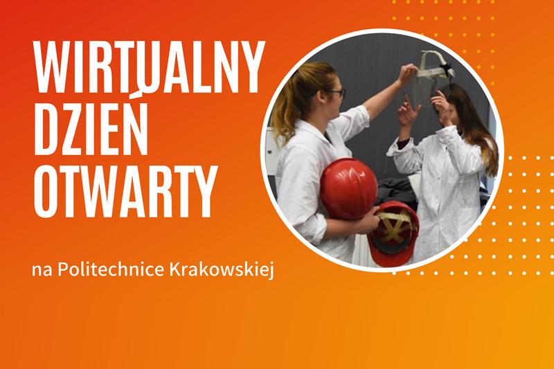 Politechnika Krakowska - Wirtualny Dzień Otwarty