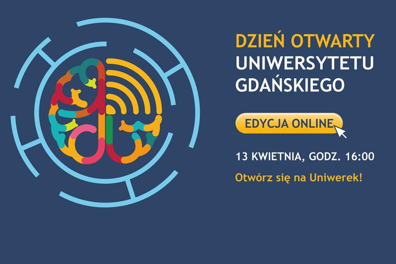 Uniwersytet Gdański - Dzień Otwarty Online