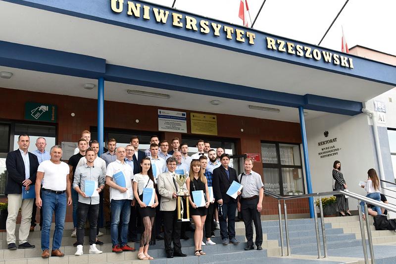 Uniwersytet Rzeszowski - Uczelnie Rzeszów