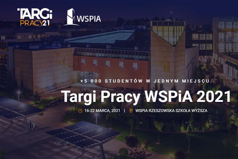 WSPiA Rzeszowska Szkoła Wyższa - Akademickie Targi Pracy
