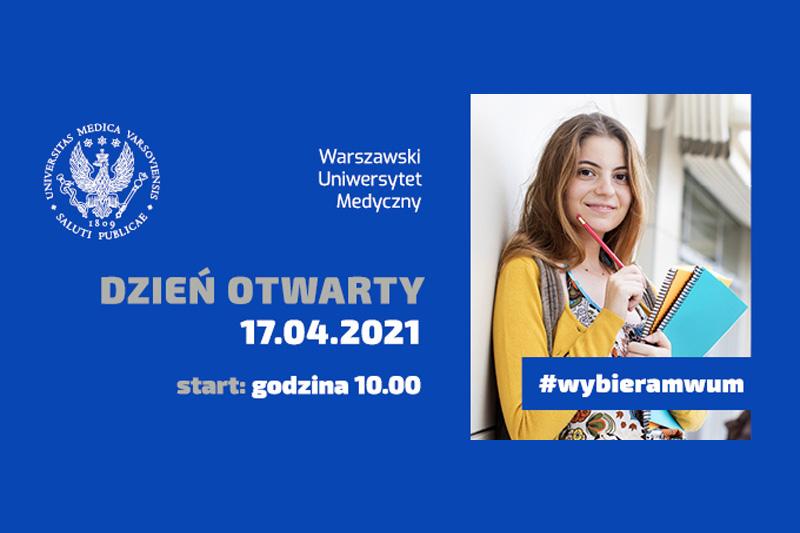 Warszawski Uniwersytet Medyczny - Dzień Otwarty WUM