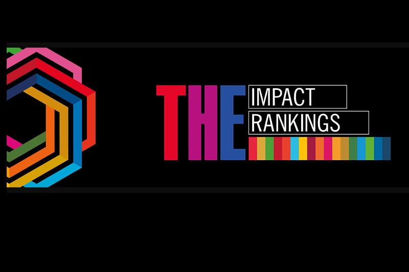 Uniwersytet Gdański - THE Impact Rankings