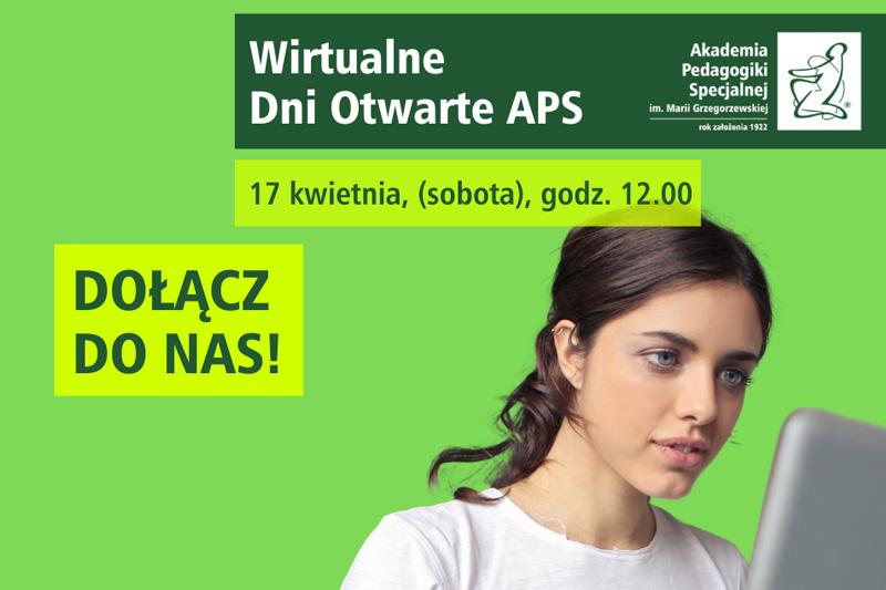 Wirtualne Dni Otwarte APS