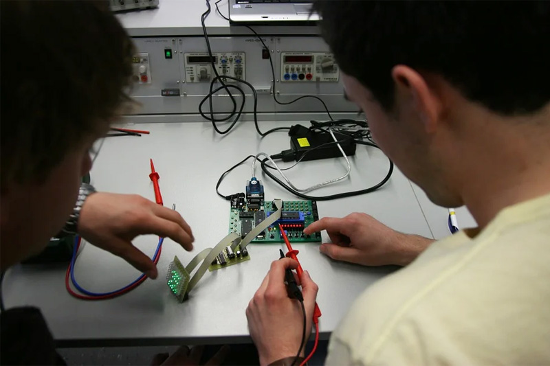 PWR - inżynieria mikrosystemów mechatronicznych