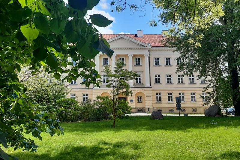 Wydział Polonistyki Uniwersytetu Warszawskiego