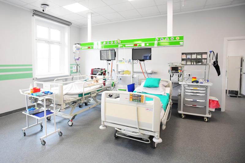 Centrum Symulacji Medycznych PUSS w Pile