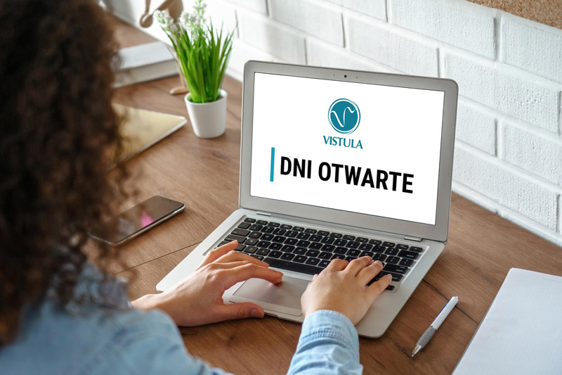 Uczelnie Vistula – Dni Otwarte Online