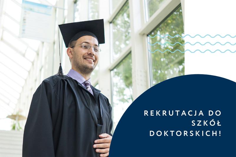 Uniwersytet Gdański – rekrutacja do szkół doktorskich