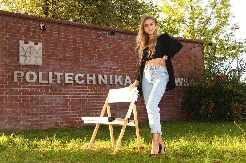 Krzesło do walki z wirusami – wynalazek studentki Politechniki Krakowskiej
