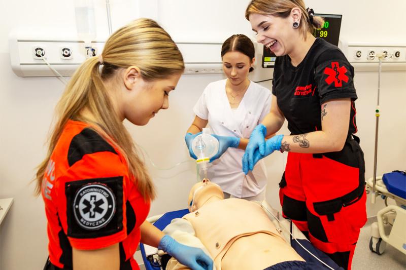 Otwarcie Centrum Symulacji Medycznej UPH w Siedlcach