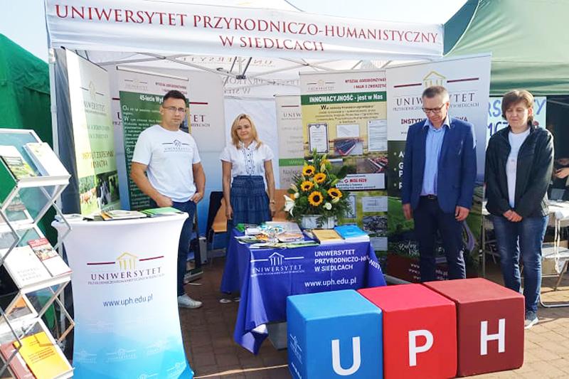 Uniwersytet Przyrodniczo-Humanistyczny w Siedlcach, rekrutacja, kierunki studiów