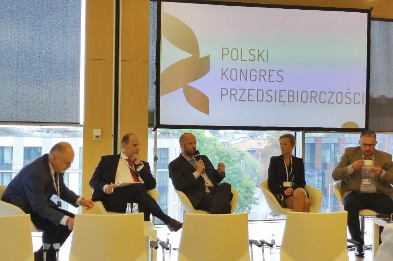 UJD w Częstochowie na Polskim Kongresie Przedsiębiorczości