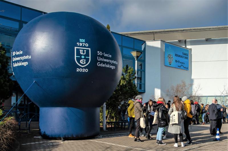 Uniwersytet Gdański – Piknik Naukowy Klimat dla Nauki