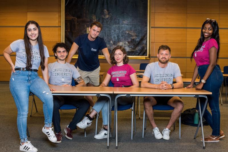Uniwersytet Jagielloński – kierunki studiów w Krakowie 2022/2023